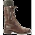 HalfMoonRun - CHANEL knot trim combat boot - Boots -