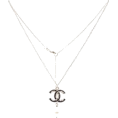 HalfMoonRun - CHANEL necklace - Halsketten -