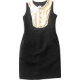 HalfMoonRun - CHANEL sleeveless dress - Dresses -