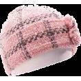 lence59 - CHANEL tweed Hat - Hat -
