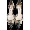 HalfMoonRun - CHANEL tweed heels - Classic shoes & Pumps -