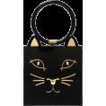 svijetlana - CHARLOTTE OLYMPIA - Hand bag -