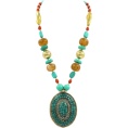 Mary Cheffer Necklaces -  CHIPPED STONE STATEMENT NECKLACE