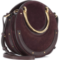 vespagirl - CHLOÉ Pixie leather and suede shoulder b - Hand bag - $1,490.00