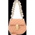 glamoura - CHLOÉ Drew Mini Bijou leather shoulder b - Hand bag - 1.31€  ~ $1.52