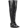 vespagirl - CHLOÉ Over-the-knee leather boots - Boots - $1,650.00