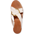 JecaKNS - CHLOÉ Rony embellished leather sandals - Sandale -