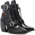 vespagirl - CHLOÉ Rylee leather ankle boots - Boots - $1,390.00