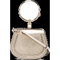 HalfMoonRun - CHLOÉ metallic bracelet bag - Hand bag -