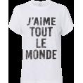 beautifulplace - CINQ À SEPT J'aime Tout Le Monde T-Shirt - T-shirts -