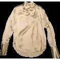 HalfMoonRun - CÉLINE blouse - Shirts -