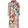 beautifulplace - COAT IN PRINTED BROCADE - Jakne i kaputi -