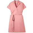 beautifulplace - CO Belted cotton-sateen dress - Dresses -