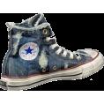 HalfMoonRun - CONVERSE denim sneaker - スニーカー -