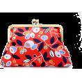 Elena Ekkah - California Blossom Clutch - Clutch bags -