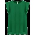 Marion Miller - Cap Sleeve - Shirts -