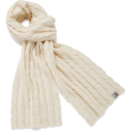 Carhartt - Carhartt Women's  Cable Knit Scarf Winter White - Scarf - $24.99