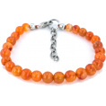 Mystic Self - Carnelian Bracelet - Bracelets -