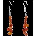 Mystic Self - Carnelian Earrings - Earrings -