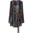 spabrah - Caroline Constas Anya Rainbow Dress - Vestiti -