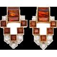 sandra  - Cartier earrings circa 1940 - Uhani -