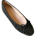 lence59 - Chanel Black Flats - Flats -