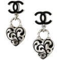 lence59 - Chanel Earrings - Uhani -