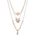 pwhiteaurora - Chanel, Glitzy Beads & Stampings Choker - Necklaces - $14.99