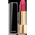 haikuandkysses - Chanel Luminous Matte Lip Colour - Kozmetika -