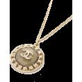 Qiou - Chanel Necklace - Ogrlice -