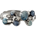 Lady Di ♕  - Chanel Rings Blue - Rings -