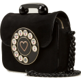 sandra  - Charlotte Olympia telephone shoulder bag - Почтовая cумки -