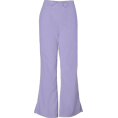 Amazon.com - Cherokee 4101 Low Rise Flare Scrub Pant Orchid - Hlače - duge - $14.99  ~ 95,23kn
