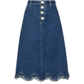 beautifulplace - Chloe Denim Skirt - Suknje -
