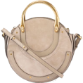 vespagirl - Chloe Pixie Small Round Double-Handle  - Hand bag - $1,490.00