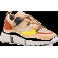 spabrah - Chloé platform strap sneakers - Sneakers -