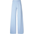 Bev Martin - Christopher Kane Blue Trousers - Капри -