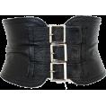 Jay Han - Chunky Black Belt - Belt -