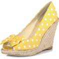 Pepeljugica - Cipele Wedges Yellow - Пробковые -