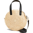 cilita  - Circle Straw Bag - Carteras -
