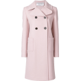 angela ruth - Classic Double Breasted Coat - Jacket - coats - $2,094.00