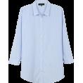 Bev Martin - Classic Chambray Shirt - Shirts -