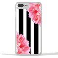 ARTbyJWP - Clear iPhone Case Roses Stripes Society6 - Other - $35.99