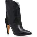 Georgine Dagher - Click Product to Zoom Givenchy Suede-Pan - Boots -