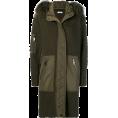 Aida Susi Silva - Coat - P.A.R.O.S.H. - Jacket - coats -