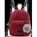 lence59 - Corduroy  Backpack - Backpacks -