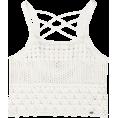 lence59 - Crochet Top - Tanks -