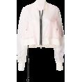 Mees Malanaphy - Cropped bomber jacket - Jacket - coats -