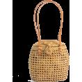 lence59 - DAISY Rattan Straw Bag - Hand bag - $30.00