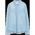 marija272 - DENIM SHIRT - Košulje - kratke -